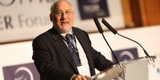 Joseph Stiglitz, prix Nobel d'économie 2001