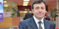 François Bonvalet, futur directeur de TBS
