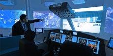 Grâce à l'ouverture du dialogue social, déjà une partie des emplois menacés a pu être sauvée au sein de Thales Avionics.