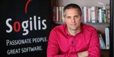 Christophe Baillon, président de Sogilis et de Startup Maker