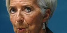Christine Lagarde dit en particulier s'inquiéter que les réformes structurelles qui génèrent de la croissance (soient) réellement, rapidement et complètement mises en oeuvre.