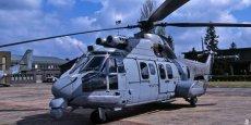 l'armée polonaise a véritablement découvert les qualités de l'EC725 présenté par Airbus Helicopters à Kielce en 2012