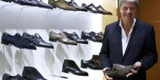 Yves Carcelle a notamment mené la diversification de Louis Vuitton, entre autres dans la chaussure.