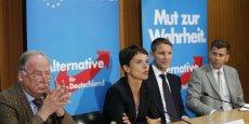 Les Eurosceptiques allemands d'AfD font peur à S&P.