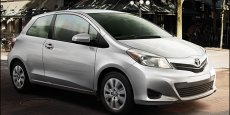 La Toyota Yaris made in France vient d'être restylée
