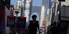 Certains économistes n'écartent pas une glissade de la croissance chinoise vers 7% au troisième trimestre, loin de l'objectif de 7,5% fixé pour l'ensemble de l'année. REUTERS.