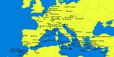 Où sont les crises immobilières en Europe ?