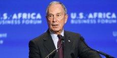 Michael Bloomberg a quitté la mairie de New York il y a huit mois, au terme de trois mandats entamés en janvier 2002.