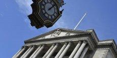 a BoE s'est réjouie de la solidité constatée chez les grandes banques du pays, six ans après la crise financière internationale qui avait mis à genoux plusieurs institutions britanniques actives dans la City de Londres.