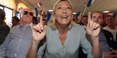 Marine Le Pen a transformé en or l'exaspération des électeurs, écrit le Time dans son portrait.