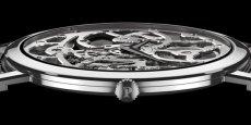 Parmi les montres innovantes citées par les spécialistes du secteur, l'extra-plate de Piaget (3,65 mm)