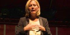 Véronique Laury sera la cinquième femme à diriger un groupe du FTSE-100, l'indice britannique des valeurs vedettes.