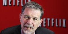 En 10 ans, Reed Hastings, le directeur général de Netflix, espère séduire un tiers des foyers français, soit environ 8 millions de ménages.