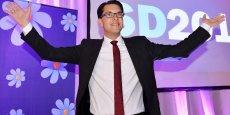 Nous sommes tout à fait les maîtres du jeu maintenant, a déclaré Jimmie Åkesson, che de file des Démocrates de Suède (SD, extrême droite, formation anti-immigration).