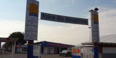 La foire du Dauphiné ouvre ses portes.