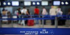 Une bonne partie des avions d'Air France resteront au sol jusqu'à mercredi