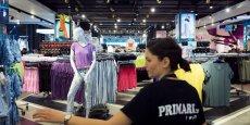 La chaîne irlandaise Primark a ouvert son premier magasin en France à Marseille.