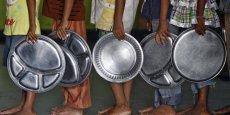 L'Afrique sub-saharienne a peu progressé au cours des dernières années: environ une personne sur quatre reste sous-alimentée dans cette partie du monde.