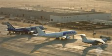 Le tout nouvel aéroport international Al Maktoum de Dubaï, de taille réduite à l'heure actuelle, pourrait bien se hisser au premier rang mondial dans les décennies à venir. (photo: DWC)