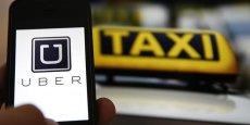 Selon Uber, son nouveau service lancé en Allemagne aide les chauffeurs de taxis à réduire leur temps passé à vide.