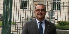 Pascal Ray est arrivé début juillet à la tête de l'Ecole des Mines de Saint Etienne