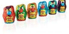Les confiseries chocolatées Yowie dissimulent un jouet caché. Une pratique pourtant interdite aux Etats-Unis.