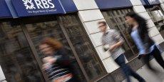En 2014, la banque a subi une perte nette de 3,470 milliards de livres (4,73 milliards d'euros).