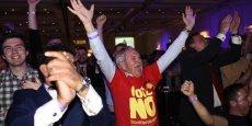 Le résultat constitue une immense déception pour le Premier ministre de la région semi-autonome Alex Salmond - qui avait paru effectuer une remontée spectaculaire en fin de campagne - et un énorme soulagement pour le chef du gouvernement central David Cameron hanté par la perspective d'un éclatement du Royaume-Uni.