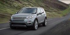 Le nouveau Land Rover Discovery Sport