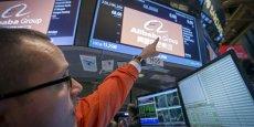 Alibaba a levé un peu plus de 25 milliards de dollars et représente la plus grosse entrée en Bourse de l'Histoire.