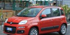 La Fiat Panda III est produite près de Naples