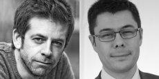David Lacombled et Christian Jeanneau