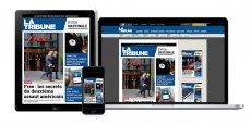 L'édition quotidienne numérique La Tribune disponible sur tous supports dès le 23 septembre 2014