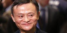 Le fondateur de cette success-story, l'ancien professeur d'anglais Jack Ma.