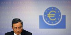 Mario Draghi appelle à des réformes structurelles dans la zone euro.