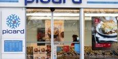Picard, qui compte 920 magasins en France, génère 1,4 milliard d'euros de chiffres d'affaires.
