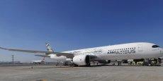Airbus a également déclaré qu'il réitérait son objectif d'augmenter la production de l'Airbus A350, son futur long courrier, et qu'une décision sur le sujet serait prise en 2015.