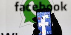 L'achat de WhatsApp par Facebook avait déjà validé par les autorités américaines en avril 2014.