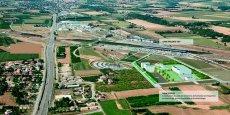 L'implantation du pôle Ecotox se fera près de la gare TGV de Valence