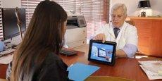 Callimedia compte aborder le marché des mutuelles et des assurances avec une application d'éducation thérapeutique