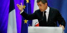 Nicolas Sarkozy s'est de nouveau s'est prononcé pour l'utilisation du référendum en cas de blocage dans le débat public.
