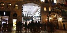 La boutique Sephora des Champs-Elysées devra désormais fermer à 21h.