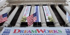 DreamWorks Animation, le producteur de Shrek, a été introduit a Wall Street en 2004.