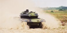 Un ancien de la direction générale de l'armement rejoint le constructeur du char Leopard (Krauss-Maffei Wegmann)