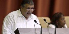 Mariano Murillo, de nouveau ministre de l'Économie et de la Planification à Cuba, a la tâche de réformer une économique qui a des difficultés à avoir un rythme de croissance soutenu.
