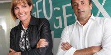 Anne Lauvergeon et Ludovic Le Moan voient grand pour Sigfox.