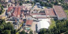 La papeterie de Docelles dans les Vosges faisait travailler 165 personnes jusqu'en janvier 2014.