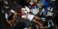 Les Hongkongais sont friands de l'application FireChat depuis le début des manifestations. Un succès dû à un réseau décentralisé, qui rend difficile toute tentative de censure par Pékin.