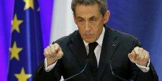 Nicolas Sarkozy veut qu'il soit constitutionnellement impossible de consacrer plus de 50% du PIB à la dépense publique