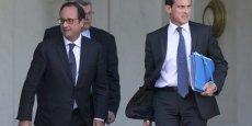 François Hollande et Manuel Valls sont-ils d'accord sur les solutions permettant de réduire le chômage ?